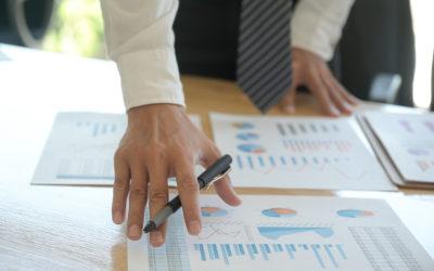 Cómo calcular las ganancias anuales de una empresa