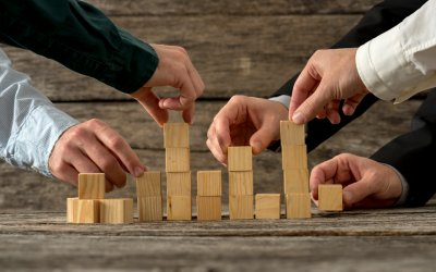 Diferencia entre estructura organizacional tradicional y contemporánea